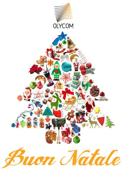 Buon Natale da Olycom